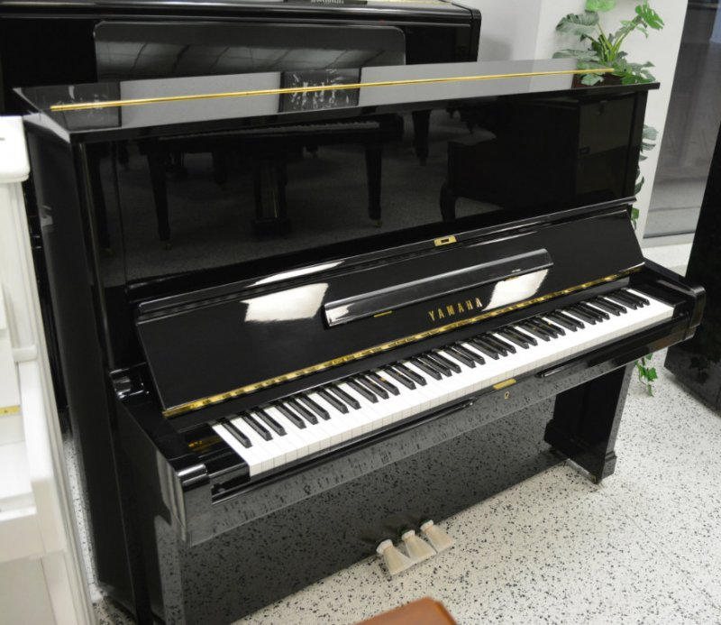 Yamaha U2 Professional Upright Piano (used)