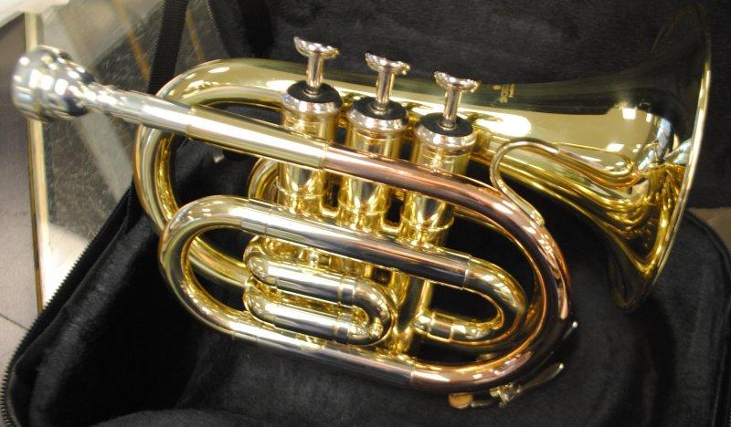 Schiller Pocket Trumpet