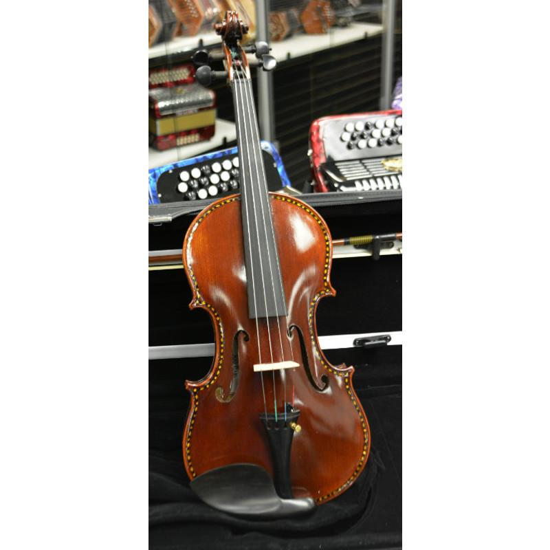 Vienna Strings Hamburg Handcraft Violin with Ebony - Used