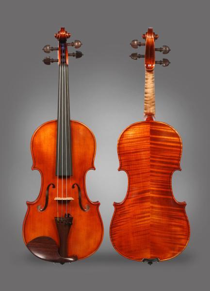 Akord Kvint Jan Fronk Nr 1/19 Stradivari Viola