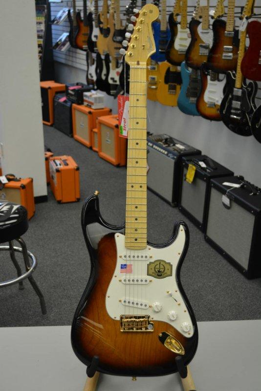 Fender American Standard 60th Anniversary Commemorative Stratocaster Electric