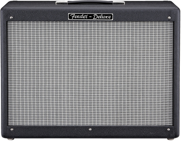 Fender Hot Rod Deluxe™ 112 Enclosure - Black and Silver