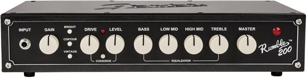 Fender RUMBLE™ 200 Head