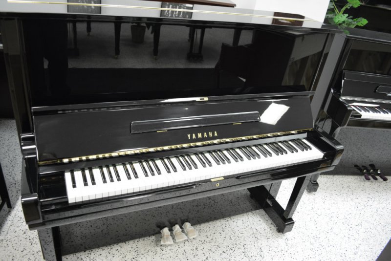 Yamaha U3 Professional Upright Piano - Pre-Owned