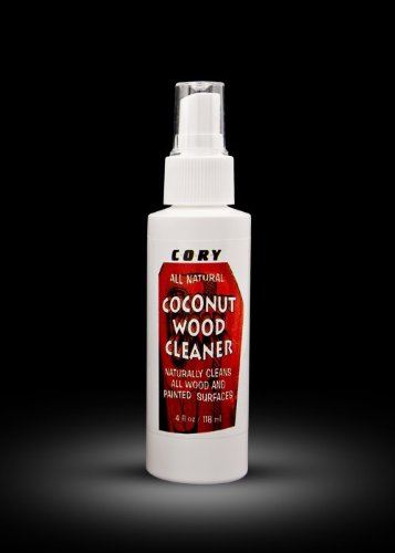 Cory All Natural Coconut Wood Cleaner