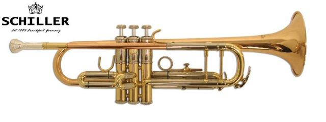 Schiller American Heritage Special 78 Trumpet