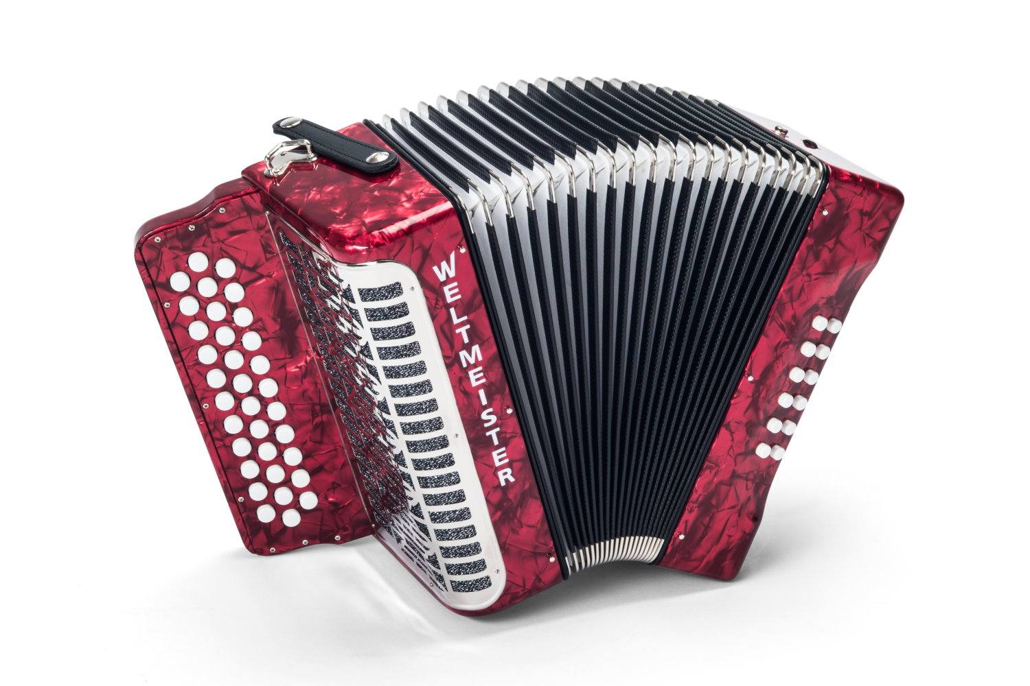 Weltmeister Wiener 571 Button Accordion