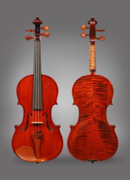 Akord Kvint Karel Poplstein Nr 1/59 Guarneri Viola
