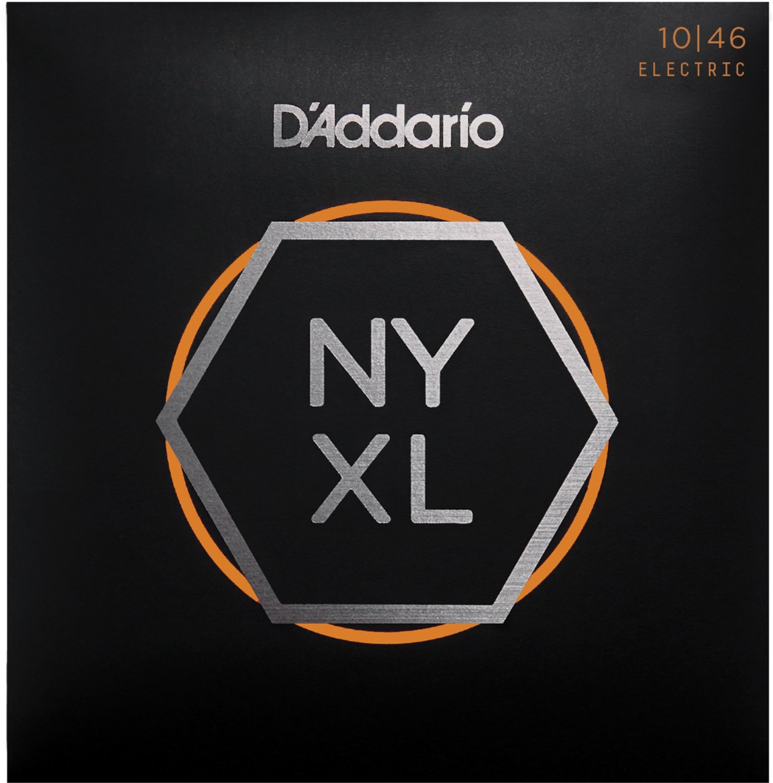 D Addario NYXL1046 Nickel Wound, Regular Light, 10-46