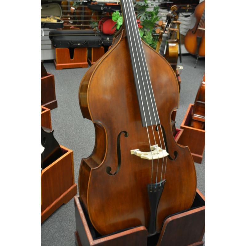 Vienna Strings Hamburg Professional 3/4 Bass with Adjustable Bridge