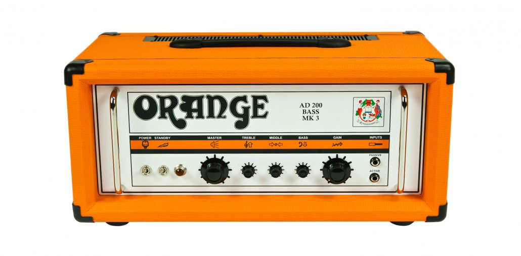 Orange AD200B MK 3 Bass Amp Head