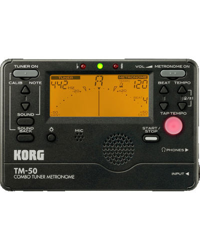 Korg TM50 Tuner & Metronome