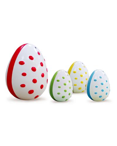 Hohner HO359DB Individual Easy Grip Egg Shaker