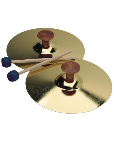 Hohner S3800 Cymbals w/ Mallet