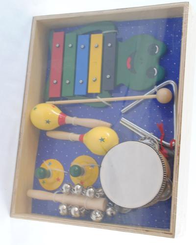 Fissaggi Rhythm Box II