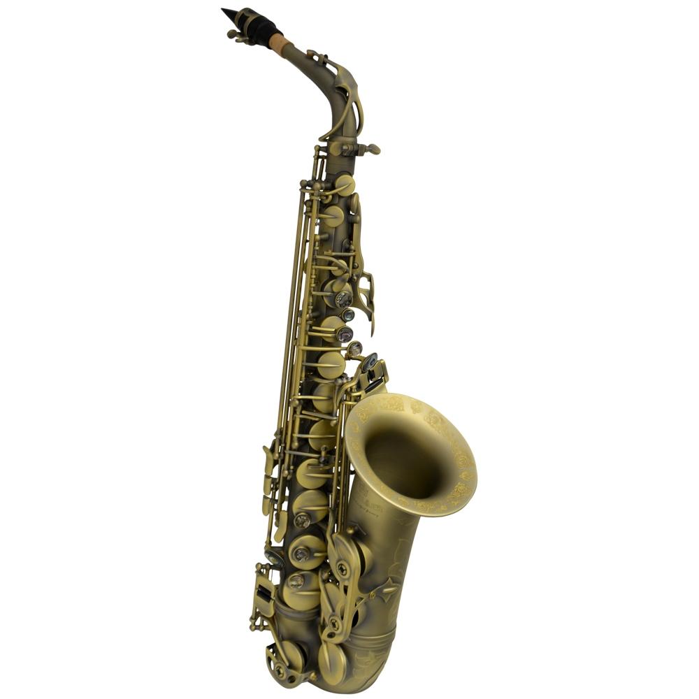 Schiller La Première Alto Saxophone - Antique Gold