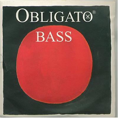 Pirastro Obligato Bass Strings