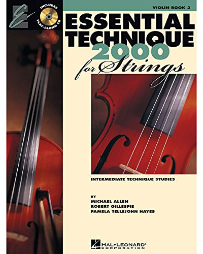 Essential Technique 2000 for Strings Book III for Violin