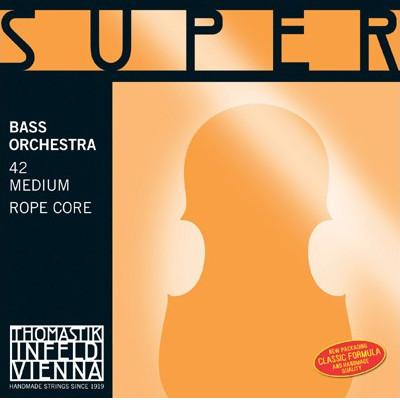 Thomastik Super Flexible Bass Strings