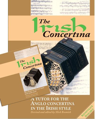 The Irish Concertina Book and CD