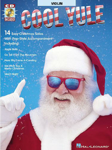 Cool Yule Playalong for Violin Book and CD