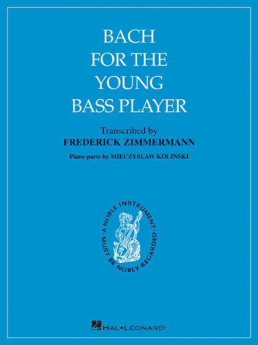 Bach for the Young Bass Player