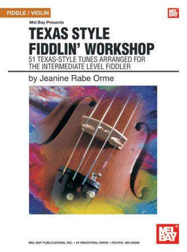 Texas Style Fiddling Workshop