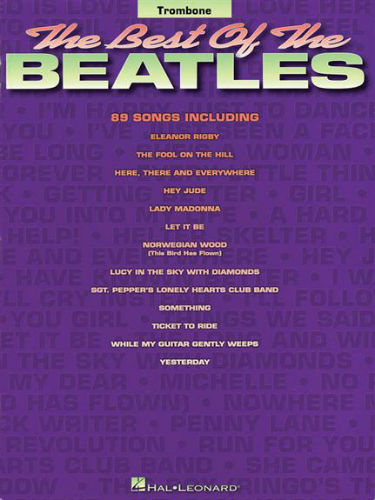 The Best of the Beatles for Trombone