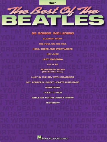 The Best of the Beatles for French Horn