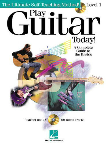 Play Guitar Today Book and CD