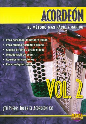 Acordeón ( Button ) Volumen 2 DVD