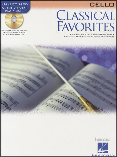 Classical Favorites for Cello