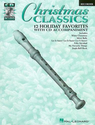 Christmas Classics for Recorder
