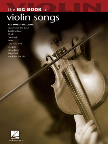 Big Book of Violin Songs