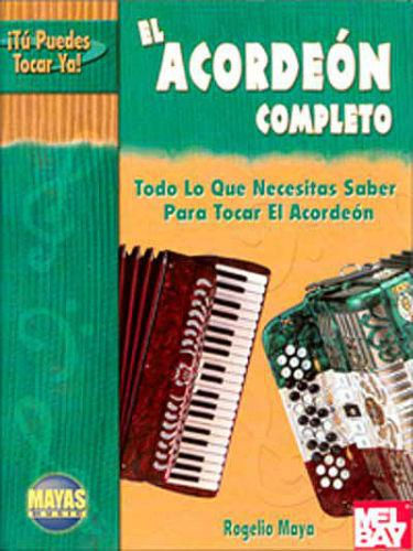 El Acordeon Completo Libro - Button and Piano Accordion