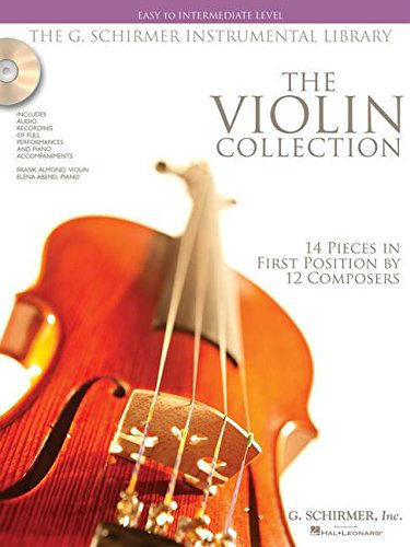 The Violin Collection Easy to Intermediate Book and CD