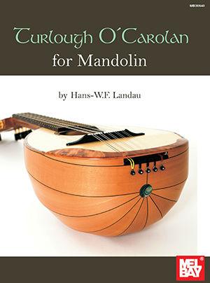 Turlough O Carolan for Mandolin Book