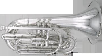 Kanstul Model 190 G Baritone Bugle