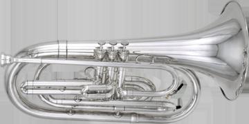 Kanstul Model 191 G Baritone Grande Bugle