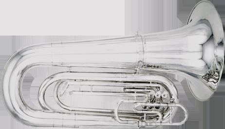 Kanstul Model 200 G Contra Grande Bass Bugle