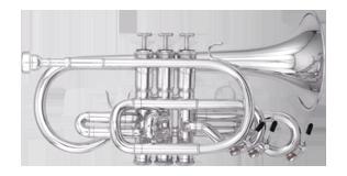 Kanstul Model 1530 Bb Cornet