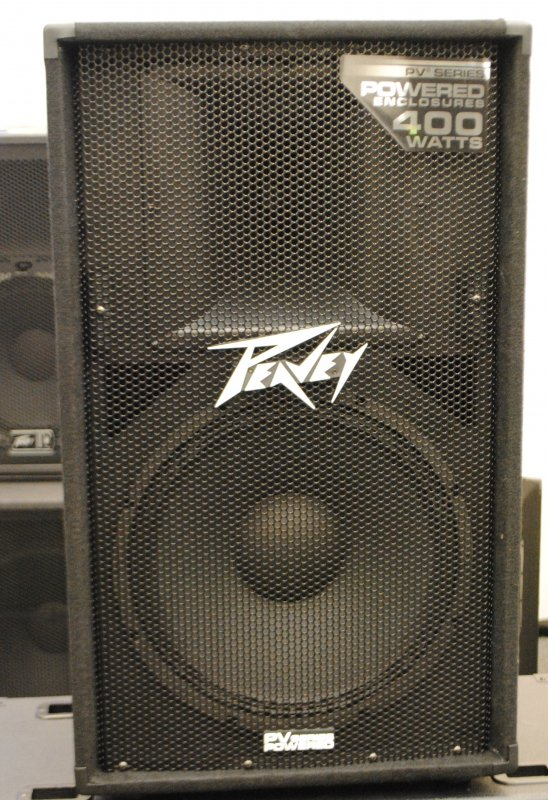 Peavey 115D Powered Speakers [Floor Model]