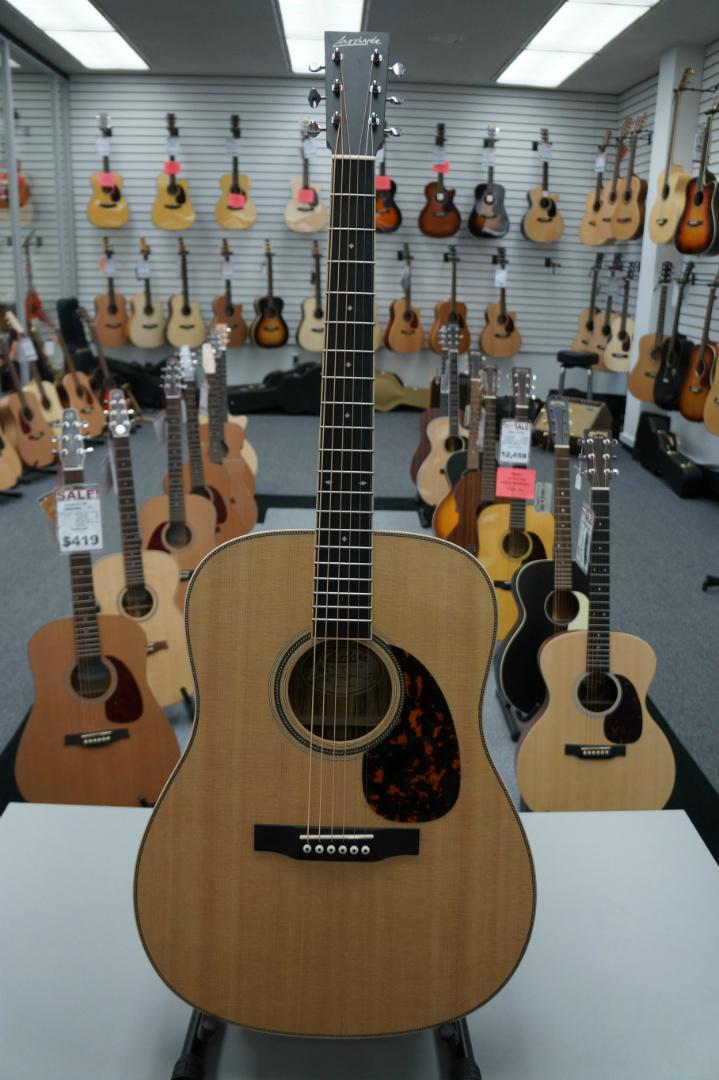 Larrivée D-40Z Acoustic Guitar