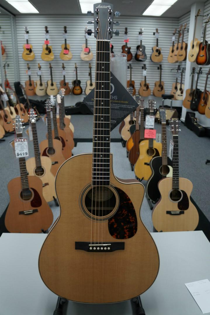 Larrivée LV-03R Acoustic Guitar