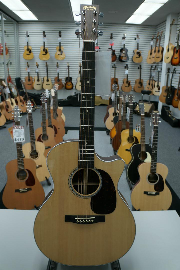 Martin GPCPA4 Rosewood A/E Guitar