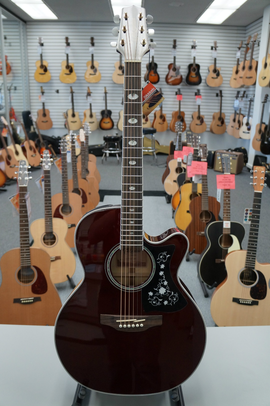 Takamine GN75CE WR-KIT-2 NEX Cutaway Acoustic-Electric Guitar