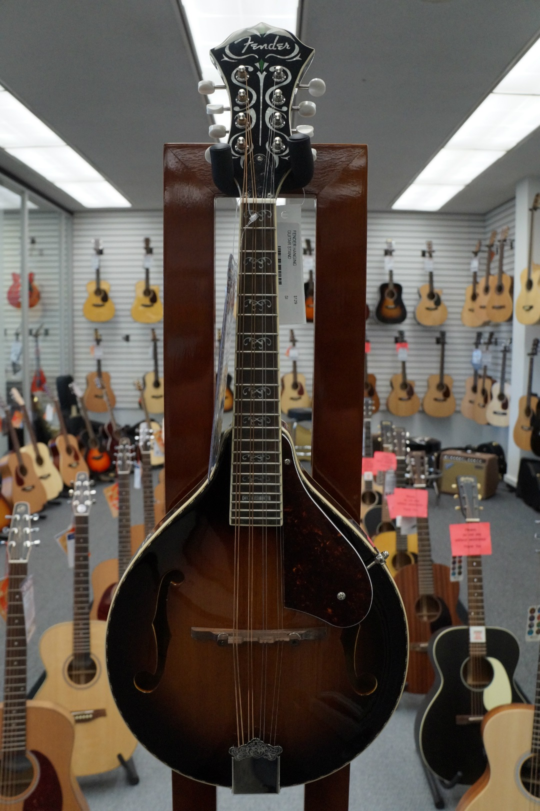 Fender® 53S A-Style Concert Tone Mandolin