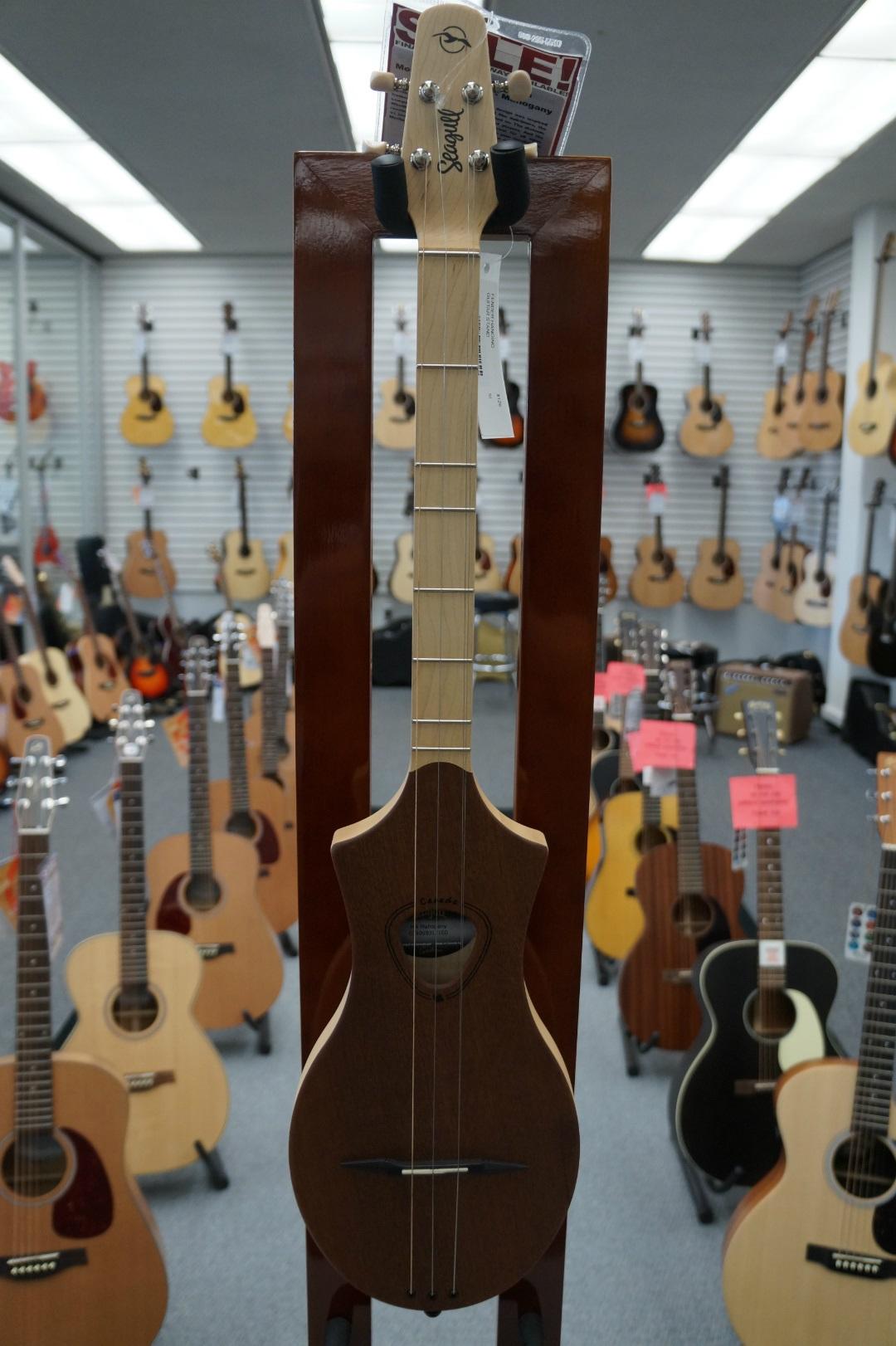 Seagull Guitars Merlin Mountain Dulcimer - Mahogany
