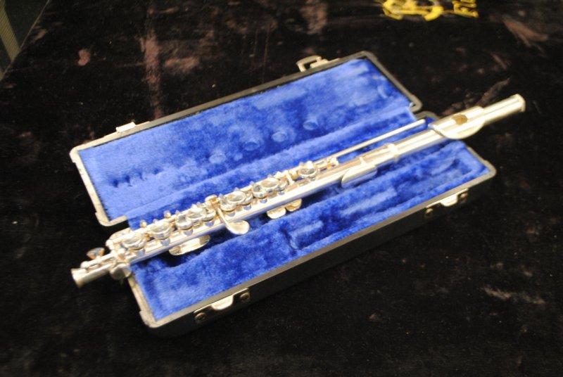 Gemeinhardt Silver Piccolo Flute