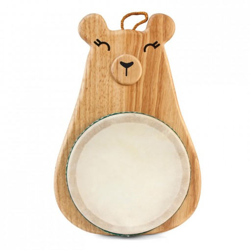 Hohner (green tones) 3718 Mama Bear Drum